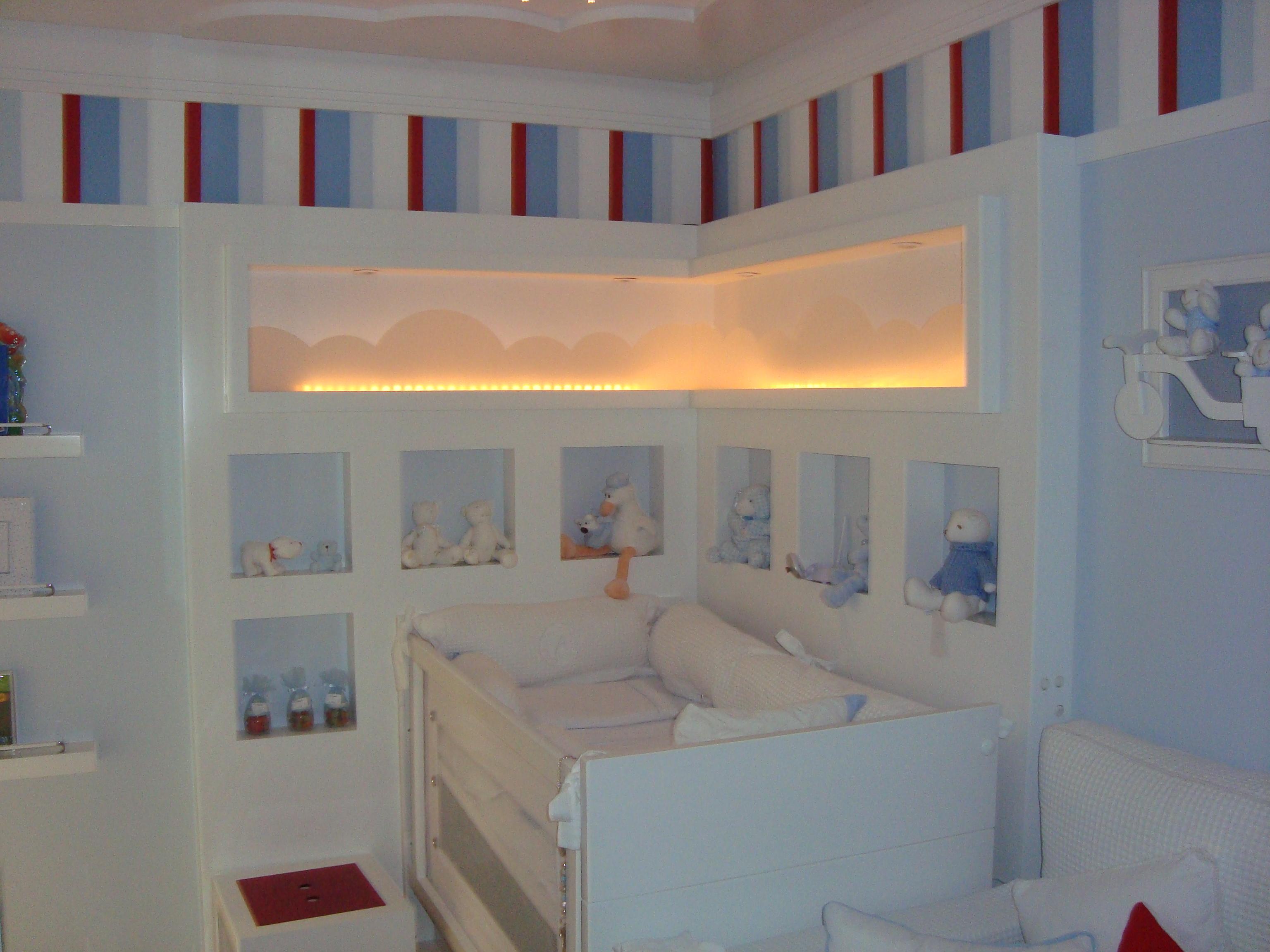 Dormit rio de beb - Dormitorio de bebe ...